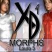 XD Morphs: Laura