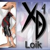 Loik: CrossDresser License