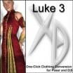 XD3 Luke 3:  CrossDresser License