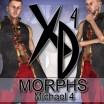 XD Morphs: Michael 4