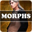 Morphs for M4 Cuffed Shirt