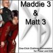 XD3 Maddie/Matt: CrossDresser License