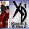 Maddie/Matt: CrossDresser License