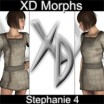 XD Morphs for Stephanie 4