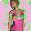 Summer Melon Shirt for V4