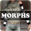 Morphs for V4 Sleeves
