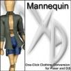 XD3 Mannequin: Crossdresser License