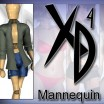 Mannequin: CrossDresser License