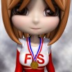 Medal for Cookie