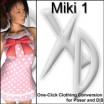 XD3 Miki 1: Crossdresser License