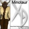XD3 Minotaur: Crossdresser License