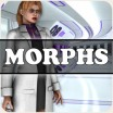 Morphs for SD Lunar: V4 Research Scientist