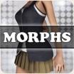 Morphs for V4 School Girl Casual