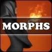 Morphs for V4 Witchy Dress