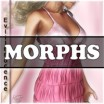 Morphs for V4 Strawberry Dress