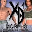 XD Morphs: P4 Male/P4 Female