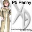 XD3 P5 Penny: Crossdresser License