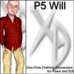 XD3 P5 Will: Crossdresser License
