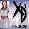 P5 Judy: CrossDresser License