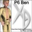 XD3 P6 Ben: Crossdresser License
