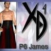P6 James: CrossDresser License