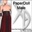 XD3 PaperDoll Male: CrossDresser License