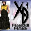 PaperDoll Female: CrossDresser License