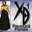 PaperDoll Female: CrossDresser License
