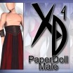 PaperDoll Male: CrossDresser License