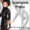 XD3 Pranx: Crossdresser License