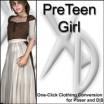 XD3 Preteen Girl: CrossDresser License
