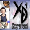 Preschool Boy/Girl: CrossDresser License