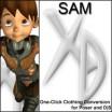 XD3 Sam: Crossdresser License