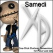 XD3 Samedi: Crossdresser License
