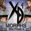 XD Morphs: She Freak 4