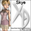 XD3 Skye: Crossdresser License