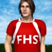 School Spirit: Soccer Uniform for Dusk