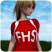 School Spirit: Soccer Uniform for A3