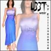 Spring Dress for P4 Female