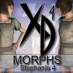 XD Morphs: Stephanie 4