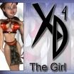 The Girl: CrossDresser License