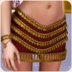 Thousand Nights: Desert Gem Skirt for V4