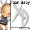 XD3 Toon Baby: Crossdresser License