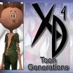Toon Generations: CrossDresser License