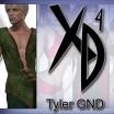 Tyler: CrossDresser License