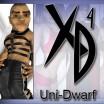 Uni-Dwarf: CrossDresser License