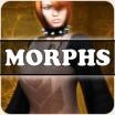 Morphs for V4 Cuffed Shirt