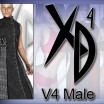 Victoria 4 Male: CrossDresser License