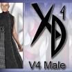 Victoria 4 Male: CrossDresser License