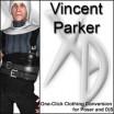 XD3 Vincent Parker: Crossdresser License